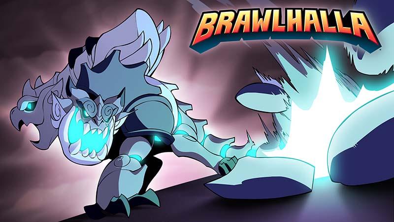 البطلة الأسطورية الجديدة Onyx متوفرة Brawlhalla_Onyx_art.