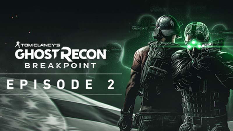 الحلقة الثانية Ghost Recon Breakpoint GhostRecon_Breakpoin