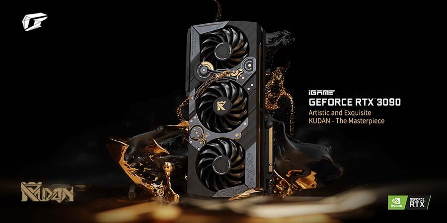 صورة شركة Colorful تطلق بطاقة GeForce RTX 3090 KUDAN ذات الاصدار المحدود