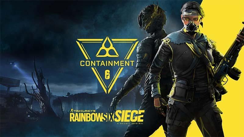 """صورة الكشف عن فعالية """"الاحتواء"""" مع طور لعب جديد للعبة Rainbow Six Siege"""